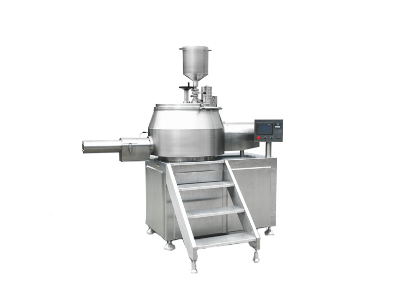 HJSG-300P Automatic high-efficiency mixing granulator